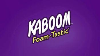 Kaboom Foam-Tastic Bathroom Cleaner with Oxiclean TV Spot, 'Shower Dance' - Thumbnail 1