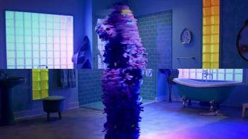 Kaboom Foam-Tastic Bathroom Cleaner with Oxiclean TV Spot, 'Shower Dance' - Thumbnail 7