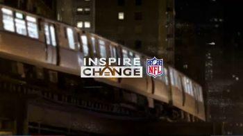 NFL TV Spot, 'Inspire Change: Chicago Bears'