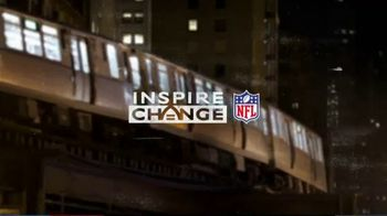 NFL TV Spot, 'Inspire Change: Chicago Bears' - 176 commercial airings