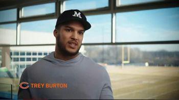 NFL TV Spot, 'Inspire Change: Chicago Bears' - Thumbnail 3
