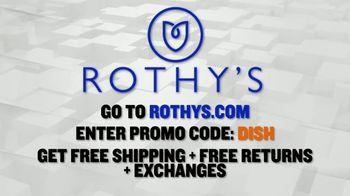 Rothy's TV Spot, 'Dish Nation: Everyday Flat' Featuring Heidi Hamilton - Thumbnail 10