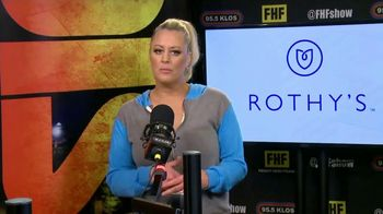 Rothy's TV Spot, 'Dish Nation: Everyday Flat' Featuring Heidi Hamilton - Thumbnail 5