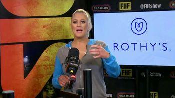Rothy's TV Spot, 'Dish Nation: Everyday Flat' Featuring Heidi Hamilton - Thumbnail 7