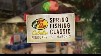 Bass Pro Shops Spring Fishing Classic TV Spot, 'Take a Chance' - Thumbnail 10