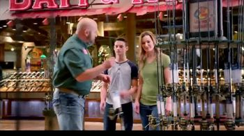 Bass Pro Shops Spring Fishing Classic TV Spot, 'Take a Chance' - Thumbnail 9