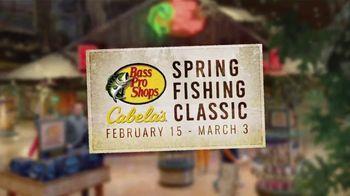 Bass Pro Shops Spring Fishing Classic TV Spot, 'Nitro Boat Giveaway' - Thumbnail 2