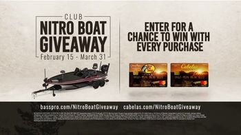 Bass Pro Shops Spring Fishing Classic TV Spot, 'Nitro Boat Giveaway' - Thumbnail 5