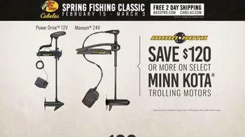 Bass Pro Shops Spring Fishing Classic TV Spot, 'Nitro Boat Giveaway' - Thumbnail 7