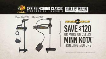 Bass Pro Shops Spring Fishing Classic TV Spot, 'Nitro Boat Giveaway' - Thumbnail 8