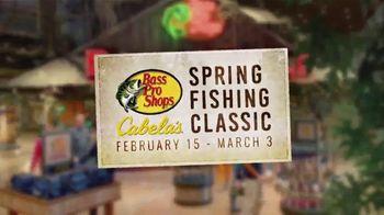 Bass Pro Shops Spring Fishing Classic TV Spot, 'Fluorocarbon Line'