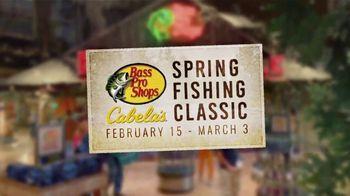 Bass Pro Shops Spring Fishing Classic TV Spot, 'Fluorocarbon Line' - Thumbnail 4