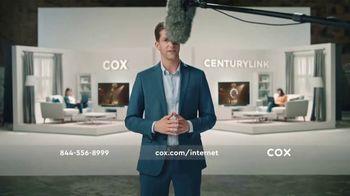 Cox Internet TV Spot, 'Cox vs. CenturyLink'