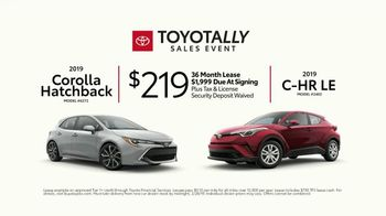 Toyota Toyotally Sales Event TV Spot, 'Totally You' Featuring D-Trix [T2] - Thumbnail 5