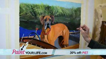 Paint Your Life TV Spot, 'Cherish Your Four Paws Friend Forever!' - Thumbnail 3