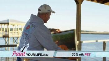 Paint Your Life TV Spot, 'Cherish Your Four Paws Friend Forever!' - Thumbnail 4