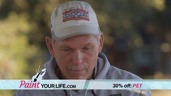 Paint Your Life TV Spot, 'Cherish Your Four Paws Friend Forever!' - Thumbnail 5