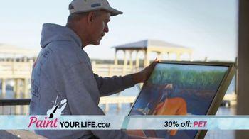 Paint Your Life TV Spot, 'Cherish Your Four Paws Friend Forever!' - Thumbnail 6
