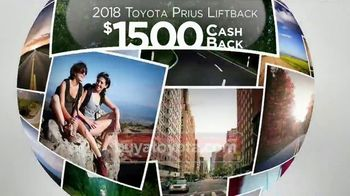 2018 Toyota Prius TV Spot, 'Live With Innovation' [T2] - Thumbnail 8