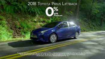 2018 Toyota Prius TV Spot, 'Live With Innovation' [T2] - Thumbnail 6