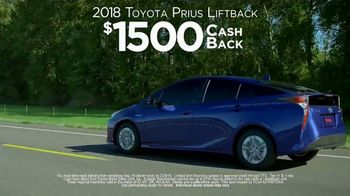 2018 Toyota Prius TV Spot, 'Live With Innovation' [T2] - Thumbnail 7