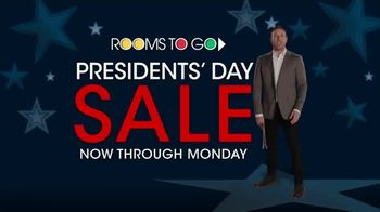 Rooms to Go Presidents Day Sale TV Spot, 'Newspaper Insert' - Thumbnail 1