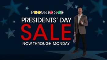 Rooms to Go Presidents Day Sale TV Spot, 'Newspaper Insert' - Thumbnail 2