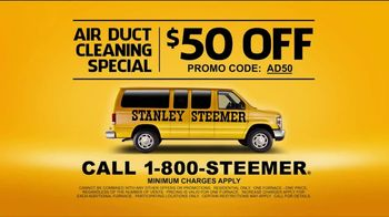 Stanley Steemer Air Duct Cleaning Special TV Spot, 'Beyond Carpet Cleaning' - Thumbnail 10