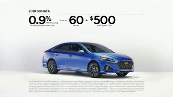 2019 Hyundai Sonata TV Spot, 'Busted by Blue Link' [T2] - Thumbnail 10