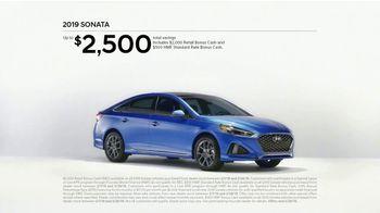 2019 Hyundai Sonata TV Spot, 'Busted by Blue Link' [T2] - Thumbnail 9