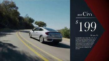 Honda Presidents Day Sales Event TV Spot, 'A Presidential Selection' [T2] - Thumbnail 3