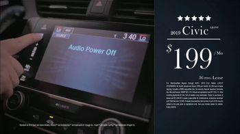 Honda Presidents Day Sales Event TV Spot, 'A Presidential Selection' [T2] - Thumbnail 4