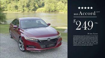 Honda Presidents Day Sales Event TV Spot, 'A Presidential Selection' [T2] - Thumbnail 7
