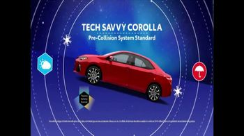 Toyota TV Spot, 'Weather Forecast: Camry and Corolla' [T2] - Thumbnail 4
