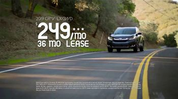 Honda Presidents Day Sales Event TV Spot, 'Huge Savings on SUVs' [T2] - Thumbnail 4