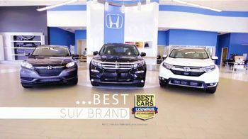 Honda Presidents Day Sales Event TV Spot, 'Huge Savings on SUVs' [T2] - Thumbnail 7