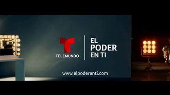 Telemundo TV Spot, 'El poder en ti: correr' con Carlos Ponce [Spanish] - Thumbnail 8