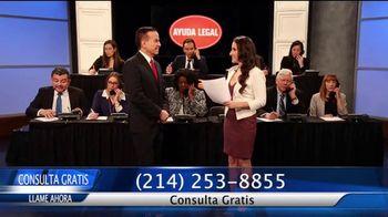 Legal Help Center TV Spot, 'Herido en un accidente' [Spanish] - Thumbnail 5