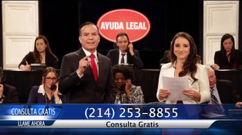 Legal Help Center TV Spot, 'Herido en un accidente' [Spanish] - Thumbnail 2