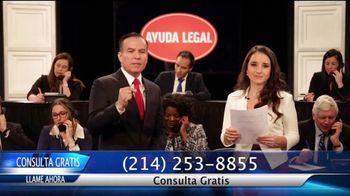 Legal Help Center TV Spot, 'Herido en un accidente' [Spanish] - Thumbnail 4
