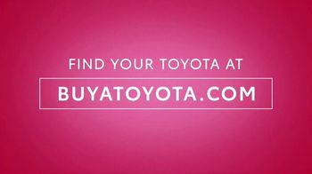 Toyota Sweetheart Deals Sales Event TV Spot, 'Swing In: Tacoma and 4Runner' [T2] - Thumbnail 10