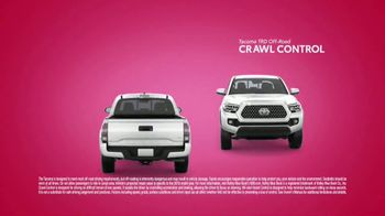 Toyota Sweetheart Deals Sales Event TV Spot, 'Swing In: Tacoma and 4Runner' [T2] - Thumbnail 4