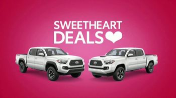 Toyota Sweetheart Deals Sales Event TV Spot, 'Swing In: Tacoma and 4Runner' [T2] - Thumbnail 7