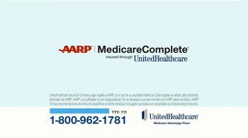 UnitedHealthcare AARP MedicareComplete TV Spot, 'Es el momento' [Spanish] - Thumbnail 3