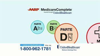 UnitedHealthcare AARP MedicareComplete TV Spot, 'Es el momento' [Spanish] - Thumbnail 4