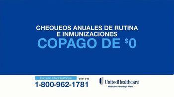 UnitedHealthcare AARP MedicareComplete TV Spot, 'Es el momento' [Spanish] - Thumbnail 5