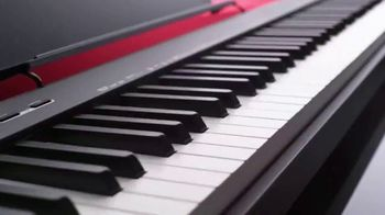 Guitar Center TV Spot, 'Presidents Day: Casio Digital Piano and JBL Monitor' - Thumbnail 2