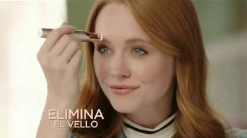 Finishing Touch Flawless Brows TV Spot, 'Empodérate' [Spanish]