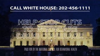 National Council for Behavioral Health TV Spot, 'Medicare Drug Coverage Cuts' - Thumbnail 9