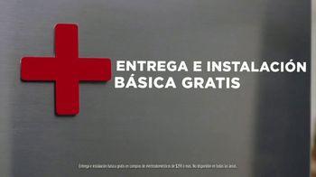 JCPenney Venta de Electrodomésticos Presidents Day TV Spot, 'Hot Deals' [Spanish] - Thumbnail 5